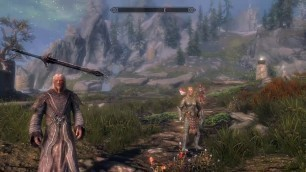 'Skyrim- i guess swords are the latest fashion'