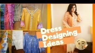 'Summer Dress Designing Ideas 2020-Designing ideas for summer lawn dresses-Anum\'z Vlogz'