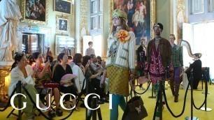 'Gucci Cruise 2018 Fashion Show: Full Video'