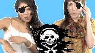 'Fashion For A Radio Pirate'