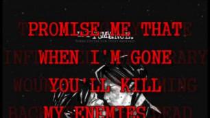 'It\'s Not A fashion Statement, It\'s A F*cking Deathwish ~ My Chemical Romance'