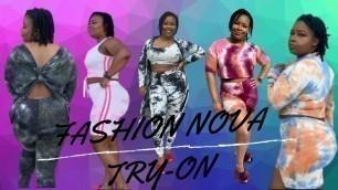 'FASHION NOVA TRY ON HAUL (CURVY WOMAN FRIENDLY) Fashion Friday\'s |DalanaB'