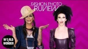 'FASHION PHOTO RUVIEW: Drag Race Season 11 Episode 7 with Raja and Aquaria!'
