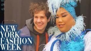 'NEW YORK FASHION WEEK VLOG 4 | PatrickStarrr'