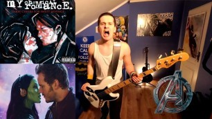 'My Chemical Romance - It\'s Not a Fashion Statement It\'s a Deathwish - Bass Cover'