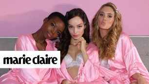 'Meet the Victoria's Secret Fashion Show 2016 Rookies | Marie Claire'