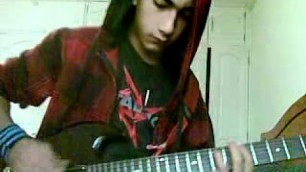'It\'s Not A Fashion Statement, It\'s A Deathwish - My Chemical Romance Cover'