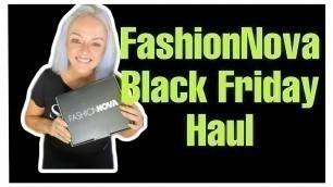 'Fashion Nova Black Friday Haul | Jen Gerard'