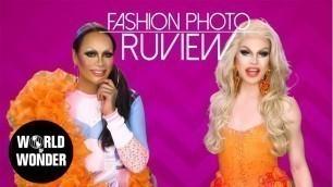 'FASHION PHOTO RUVIEW: Drag Race Season 11 Episode 4 with Raja and Aquaria!'