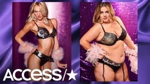 'Plus-Size YouTuber Recreates Iconic Victoria\'s Secret Looks To Promote Body Positivity'
