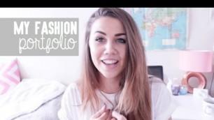 'My Fashion Design Portfolio: University | CopperGardenx'