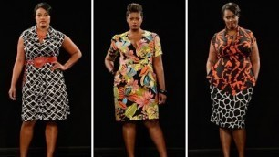 'Plus size models speak out at New York Fashion Week 2014'
