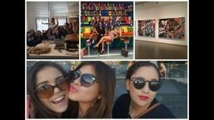 'FASHION INSTITUTE OF TECHNOLOGY SUMMER LIVE! + NYC VLOG | Marlena Ortega'