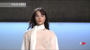 'SALLY LAPOINTE Spring 2015 New York - Fashion Channel'