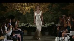 'Anne Barge Bridal Spring/Summer 2015 - Bridal Fashion Week | VF SPECIALS'