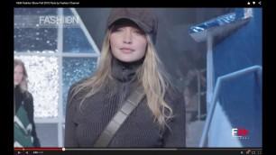 'H&M Fashion Show 2015 Paris by Fashion Channel'