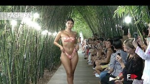 'STONE FOX Swimwear Spring 2019 Miami - Fashion Channel'