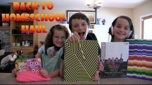 'Back to School Supplies Haul and Mini Fashion Show with Bratayley'
