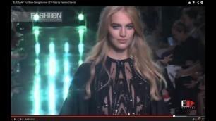 "'\""ELIE SAAB\"" Full Show Spring Summer 2015 Paris by Fashion Channel'"