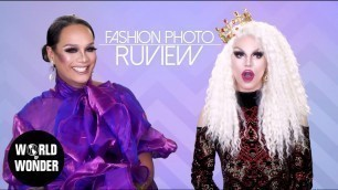 'FASHION PHOTO RUVIEW: All Stars 4 Finale with Raja and Aquaria!'