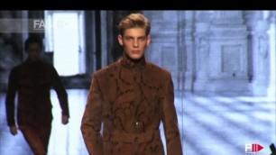 'ETRO Full Show Autumn Winter 2015 2016 Milan Menswear by Fashion Channel'