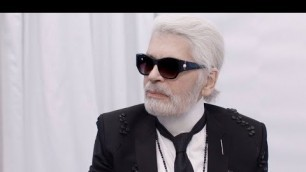 'Karl Lagerfeld | German creative director | Glamour Diaries | Fashion Files'