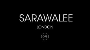 """'S\'Ra S/S 18 Collection \""""CHER\"""" at LFW'"""