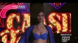 "'\""ANDRES SARDA\'\"" Miami Fashion Week Fall Winter 2014/15 by Fashion Channel'"