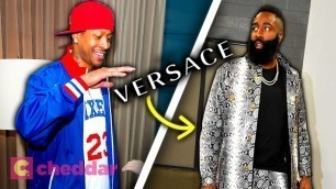 'The Moment The NBA Turned Into A Fashion Show - Cheddar Explains'
