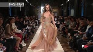 'GENNY Spring 2015 Milan - Fashion Channel'