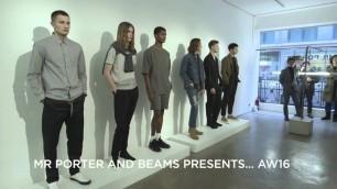 'Mr Porter Fall/Winter 2016/2017 Menswear Collection - London Fashion Week'