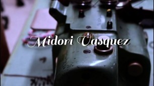 'Fashion Institute of Technology   Fashion Student : Midori Vasquez'