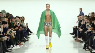 'Bobby Abley Fall/Winter 2016/2017 Menswear Collection - London Fashion Week'