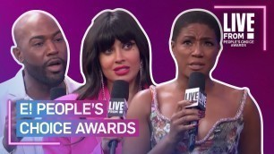 'People\'s Choice Awards 2020 Inspirational Moments | E! People's Choice Awards'