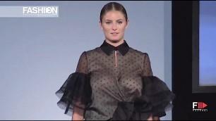 'ELIZABETH WESSEL Montecarlo Fashion Week 2015 - Fashion Channel'