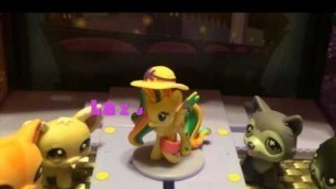 'My Little Pony Fashion Show. MLP and LPS Fashion Show.'