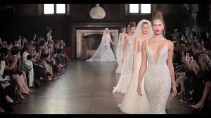 'BERTA FW 2017 Bridal Collection Runway - Full Show'