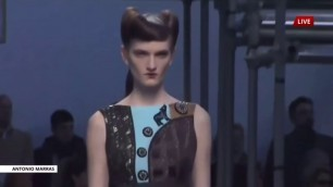 """'\""""ANTONIO MARRAS\"""" Milano Moda Donna Autumn Winter 2014 2015 by Fashion Channel'"""