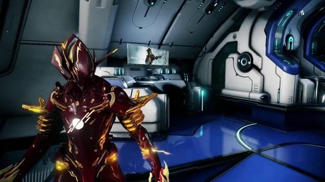 'Warframe Volt Flash Build'