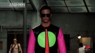"""'\""""DSQUARED2\"""" Menswear Spring Summer 2015 Milan Full Show by Fashion Channel'"""