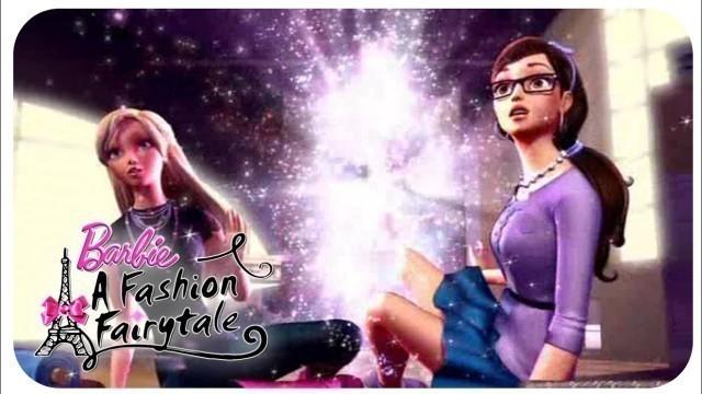 'Barbie™ A Fashion Fairytale (2010) Full Movie Part-7   Barbie Official'