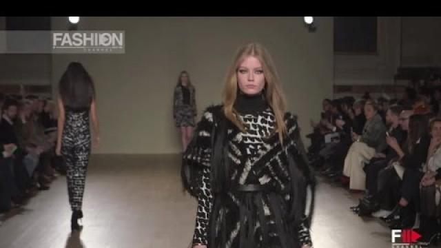 'ISSA Full Show London Fashion Week Fall 2015 by Fashion Channel'