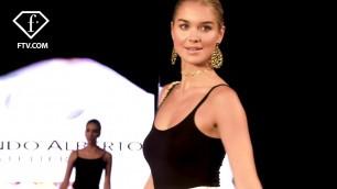 'Fernando Alberto Atelier at New York Fashion Week Art Hearts Fashion 2020   FashionTV   FTV'