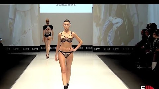 'PLAYBOY Fall 2015/2016 CPM Moscow - Fashion Channel'
