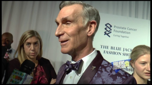 'Bill Nye, THE INAUGURAL BLUE JACKET FASHION SHOW AND DINNER'
