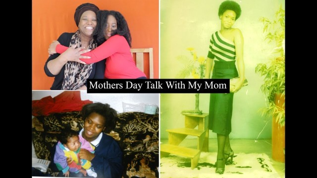 'A TALK WITH MOM: 1970\'S FASHION, MOTHERS DAY, INTERNATIONAL WOMENS DAY'