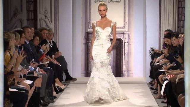 'Pnina Tornai for Kleinfeld - 2014 Bridal Collection'