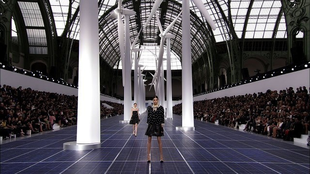 'Spring-Summer 2013 Ready-to-Wear Show – CHANEL Shows'