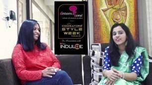 'CSW Fashion show- 2018 Fashion Designer Mrs.Sheeba D George'