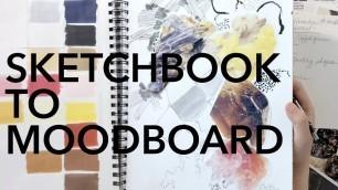 'Watch Me Design 17: Mood Boards'